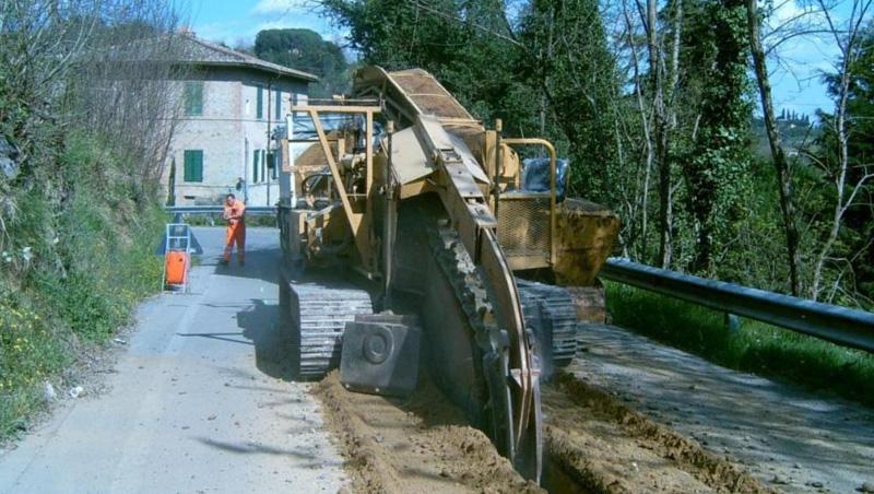 Noleggio Vermeer T650 - Impresa Giammaria